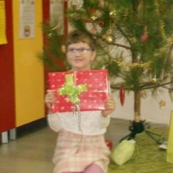 Vánoční nadílka - II. třída