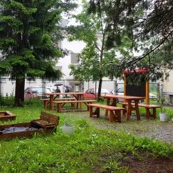 Školní dvorek