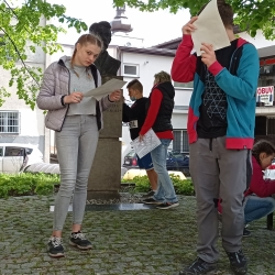 IV.třída Knihomolské putování